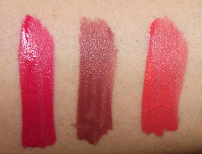 colorbar kiss proof lipstick swatches