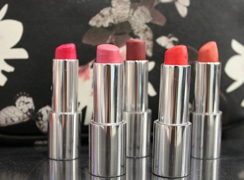 colorbar ultimate 8 hours lipstick swatches 5