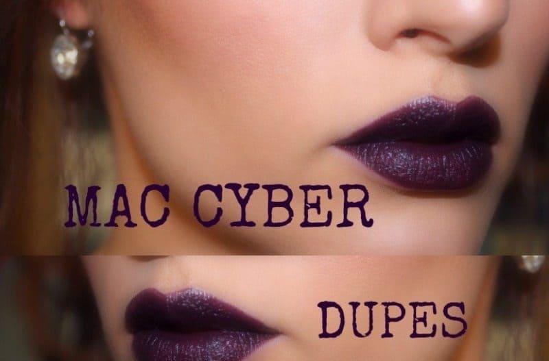 Estremamente MAC Cyber Dupes ..!!! CA01