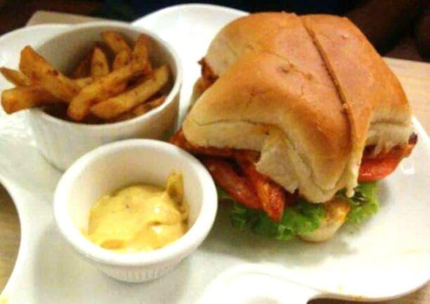Cafeteria and co. review vijay nagar 11