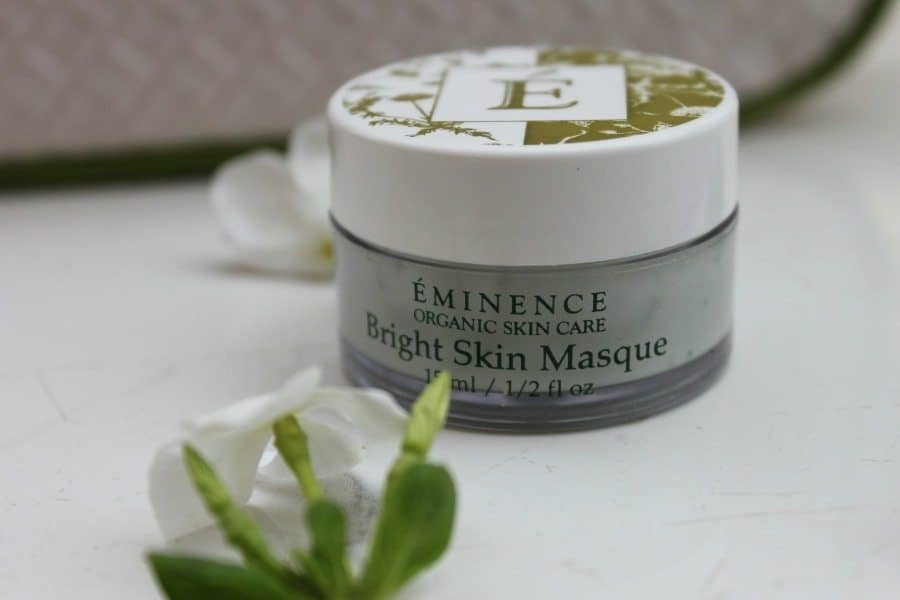 Eminence Organics Bright Skin Masque Review 2