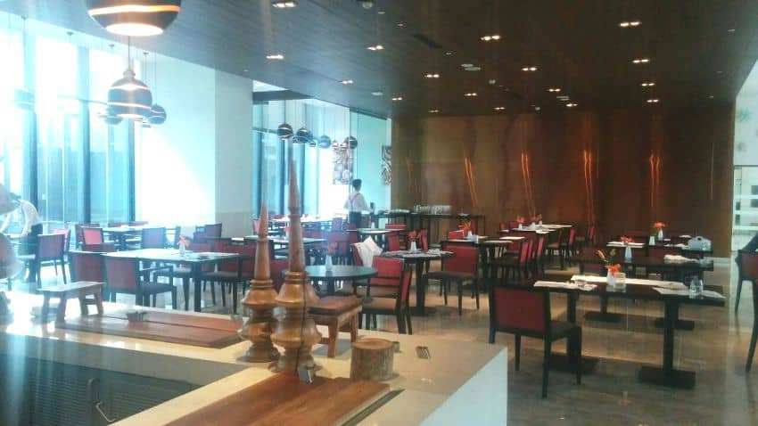 Food Exchange , Novotel (Aerocity,New Delhi ) 4