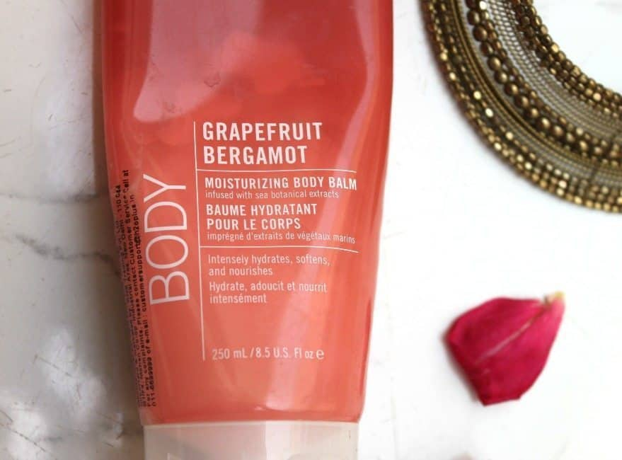 H2O Plus Grapefruit Bergamot Moisturizing Body Balm Review