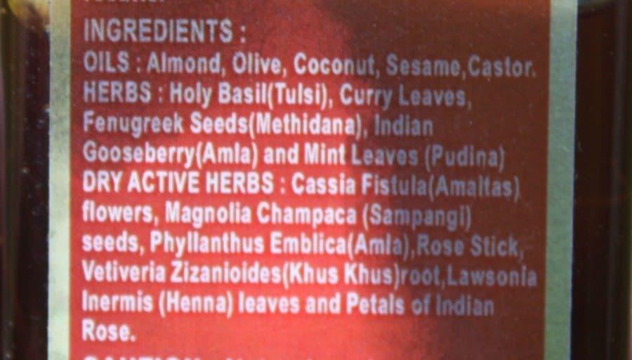 Herbal Me Hair Oil Review 6