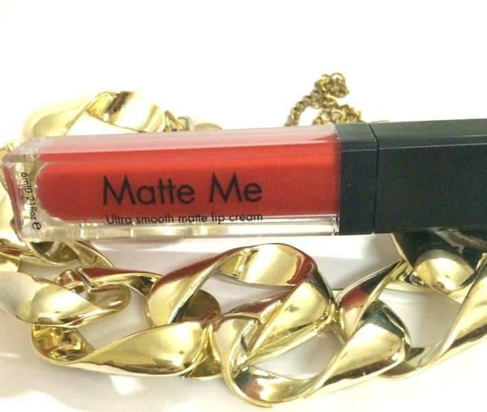 Incolor Matte Me Ultra Smooth Lip Cream 407 Review