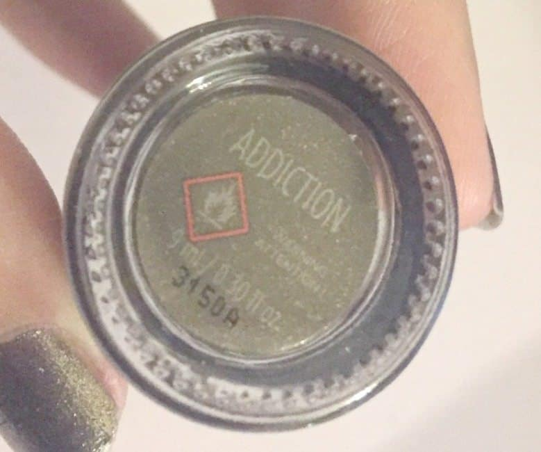 Urban Decay Nail Color Addiction 2