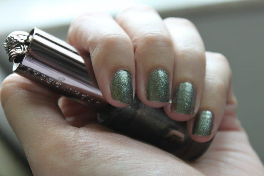 Urban Decay Nail Color Addiction 4