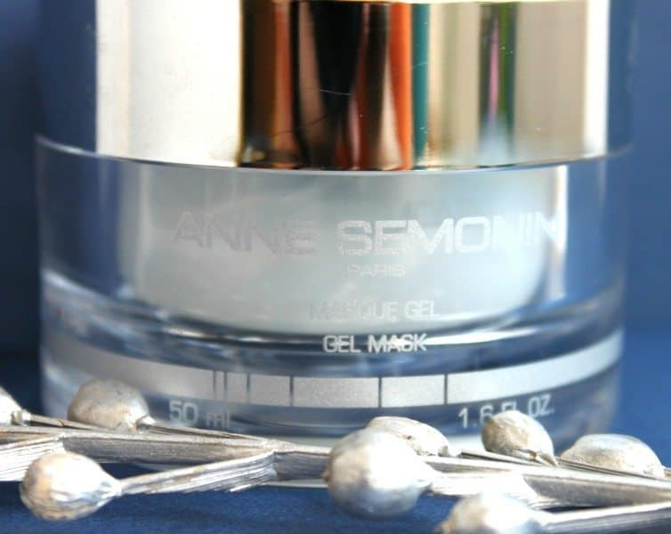 anne semonin gel mask review