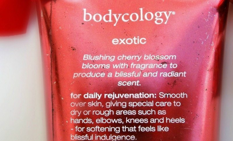 Bodycology Cherish the Moment Body Cream Review