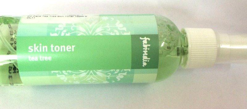 Fabinida Tea Tree Skin Toner Review 1
