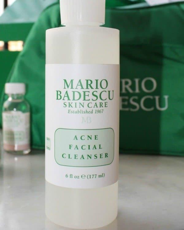 Mario Badescu Acne Facial Cleanser Review 1