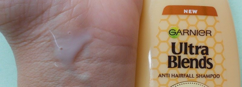Garnier Ultra Blends Royal Jelly and Lavender Anti Hair Fall Shampoo and Conditioner Review 6