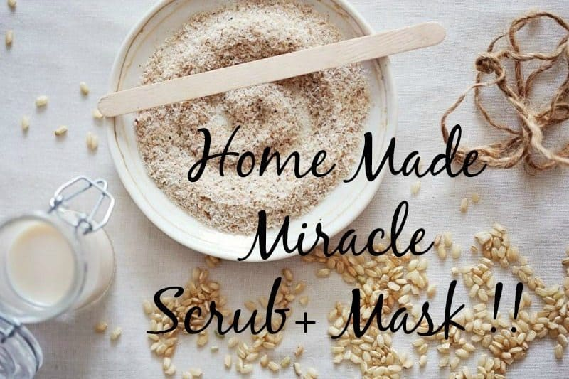 Home Made Miracle Skin Two In One Mask 3