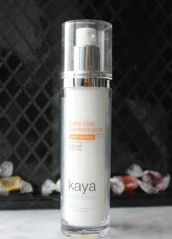 Kaya Daily Use Sunscreen SPF 15 1
