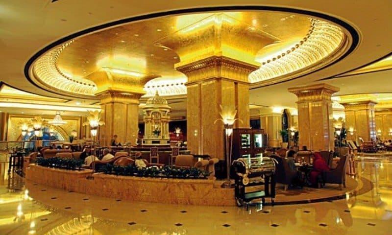 Le Cafe Review,Emirates Palace,Abu Dhabi Something Royal