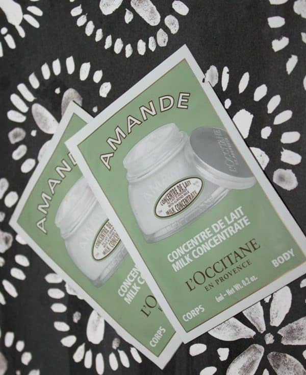 Loccitane Almond Milk Concentrate Review