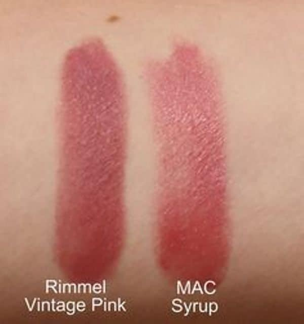 MAC Syrup Dupes 1