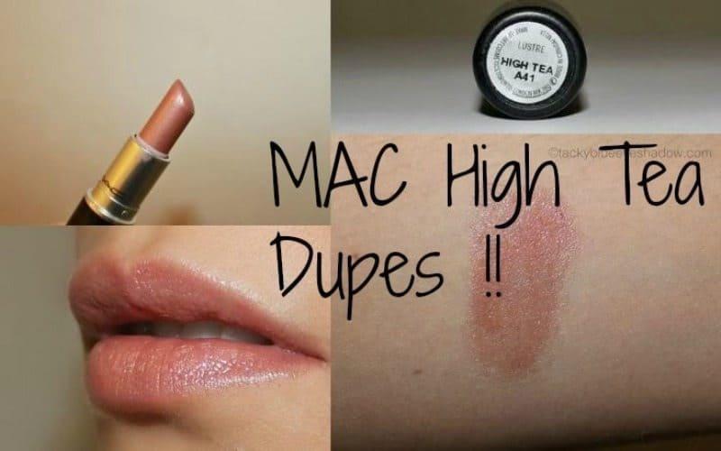 Mac High Tea Dupe 1