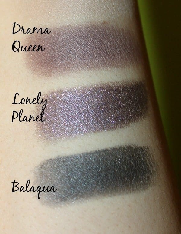 Makeup Revolution Fortune Favors The Brave Eyeshadow Palette 6