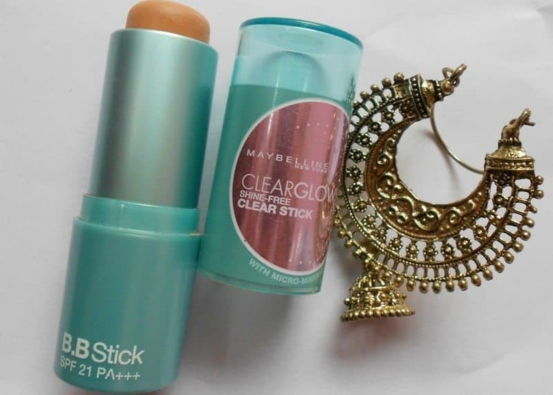 Maybelline Clear Glow Bb Clearstick Fawn Review 3