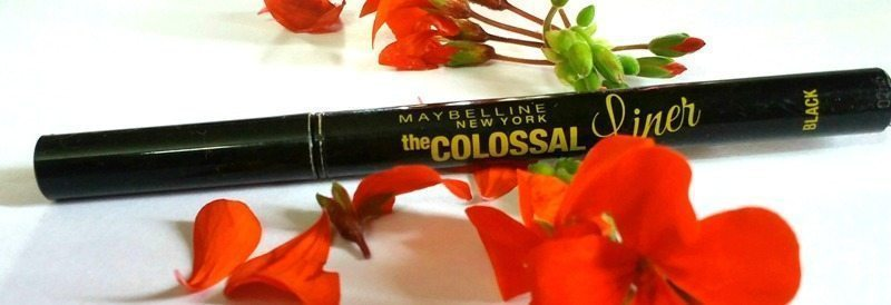Maybelline the Colossal Liner Black Review 1