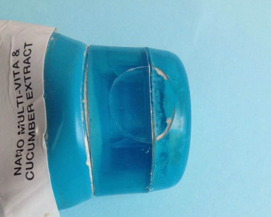 Everyuth Naturals Rejuvenating Cucumber Face Pack Review 2