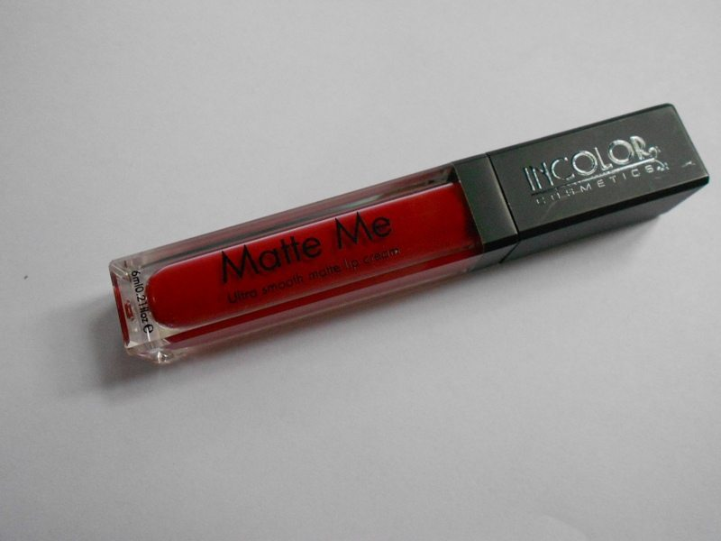 Incolor Matte Me Ultra Smooth Lip Cream 421 2