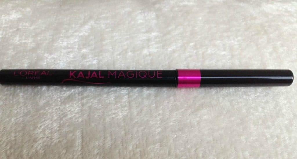 L'Oréal Paris Magique Supreme Black Kajal Review 2