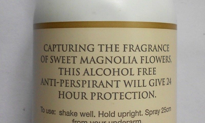 Marks and Spencer Floral Collection Magnolia Anti Perspirant Deodorant 2