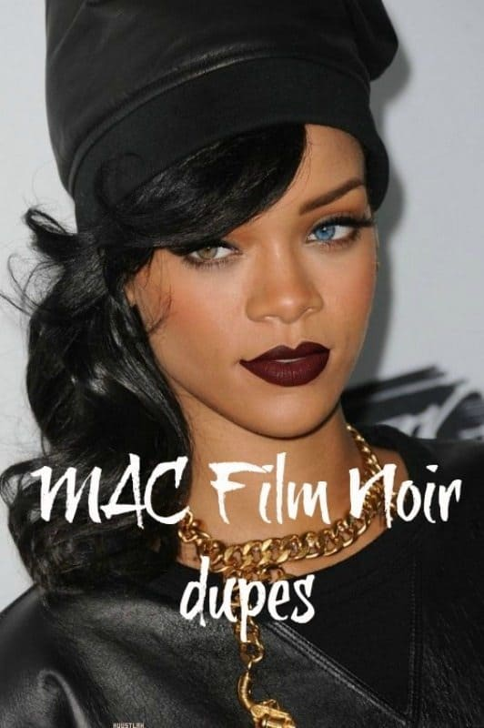 Assez MAC Film Noir Dupes ! Welcome the Fall ;) BS15