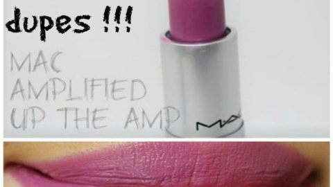 MAC Up the Amp Dupes!! This Fall Berry ;)