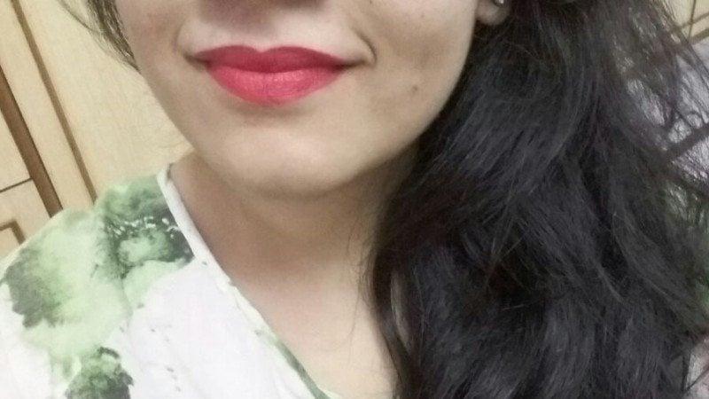 Miss Claire Soft Matte Lip Cream 01 Review 5