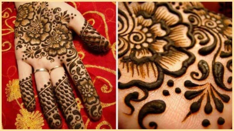How to Clear Fading Mehendi ! 7