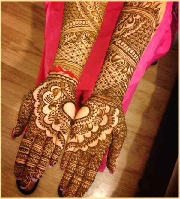 How to Clear Fading Mehendi ! 6