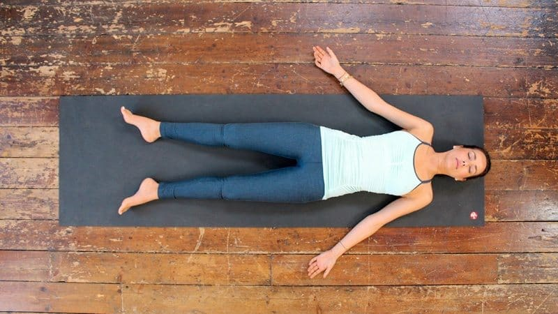 Combat Stress with these 5 Easy-Peasy Yoga Poses 4