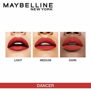 Maybelline New York Super Stay Matte Ink Liquid Lipstick – Dancer