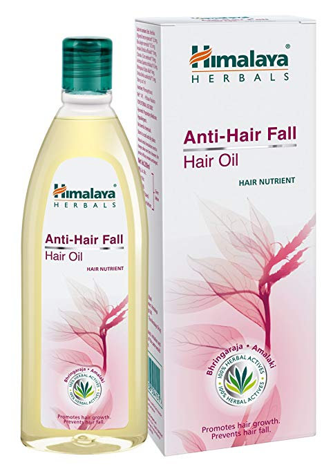 Himalaya Herbals anti hair fall oil