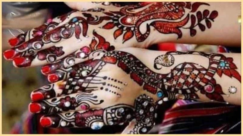 How to Clear Fading Mehendi ! 2