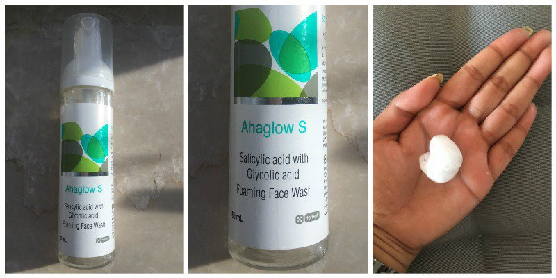 Ahaglow S Face Wash