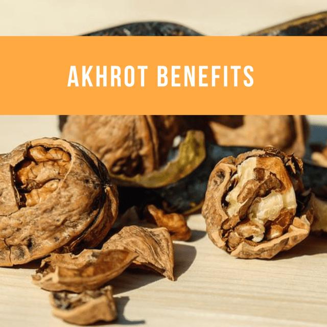 Akhrot Benefits