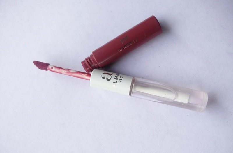 Almay Hybrid Liquid Lipstick Roseberry 1