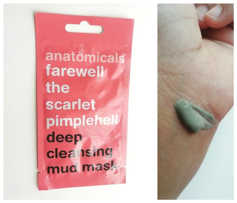 Anatomicals Deep Cleaning Mud Mask