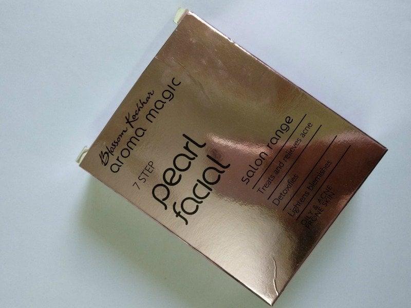Aroma Magic Facial Kit Pearl 1