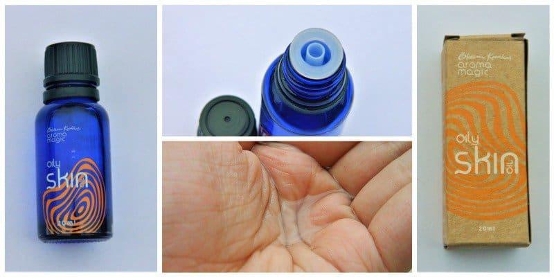 Aroma Magic Oily Skin Blended Skin Oil