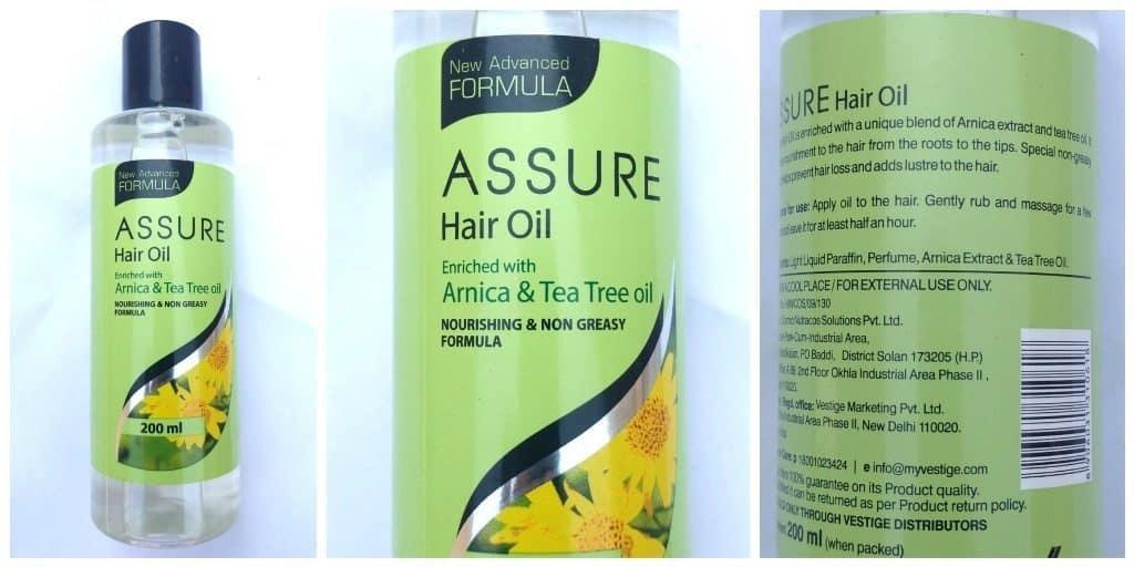 Assure Hair Oil