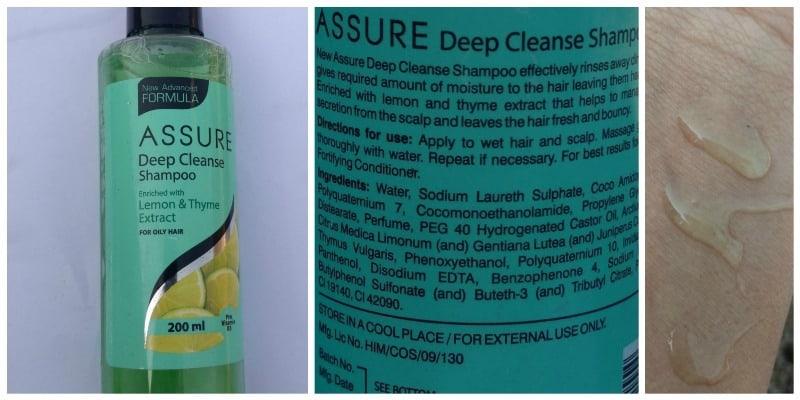 Assure Shampoo