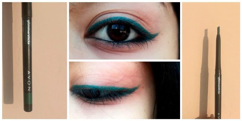 Avon Glimmersticks Eyeliner Emerald