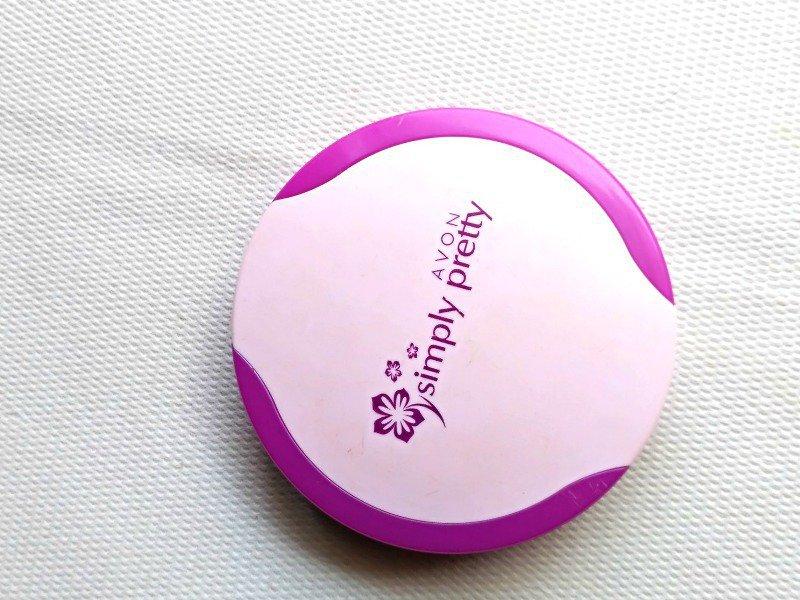 Avon Makeup Simply Pretty Presssed