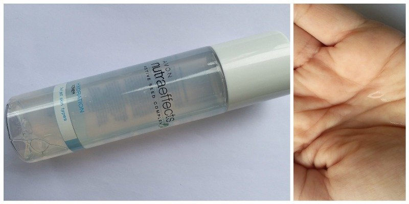 Avon Nutra Effects Toner Review