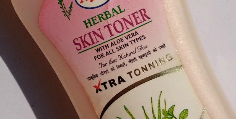 Ayur Herbal Skin Toner with Aloe Vera 2